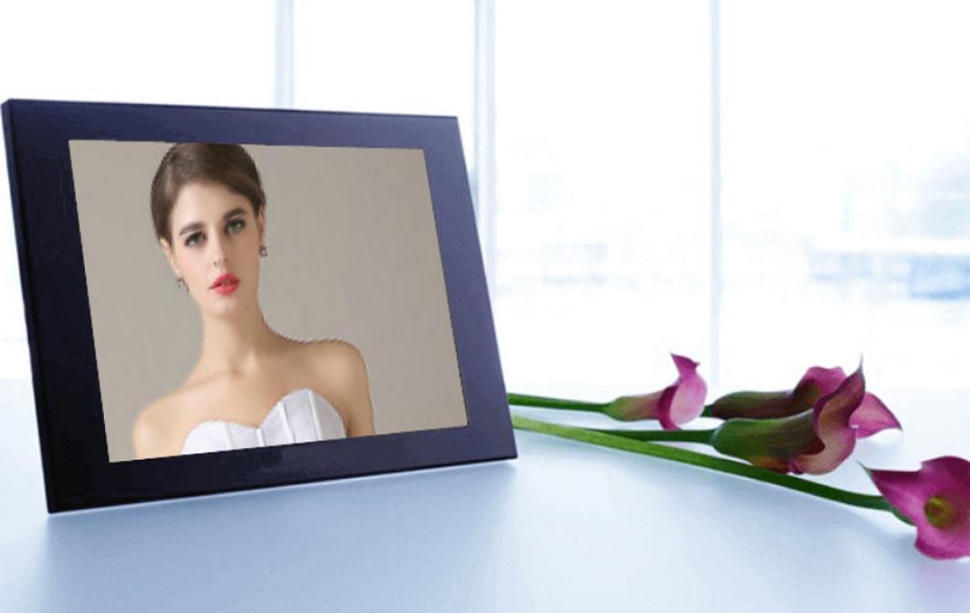 Photofunia Flower Photo Frame - Flowers Healthy