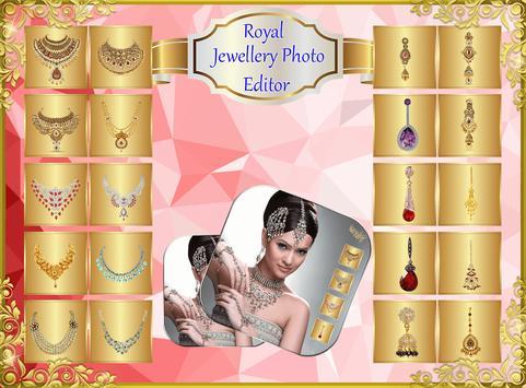 Royal Jewellery Photo Editor apk screenshot