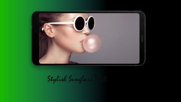 Stylish Sunglasses Photo Editor poster
