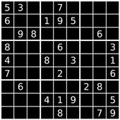Sudok Black 9 icon