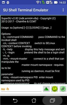 Su Shell Terminal Emulator For Android Apk Download