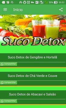 Suco Detox poster