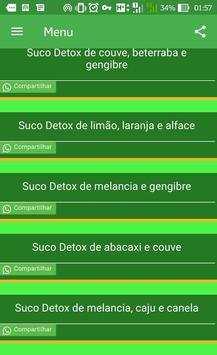 Suco Detox screenshot 1