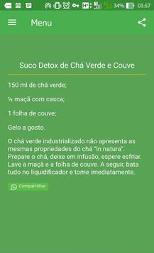 Suco Detox screenshot 2