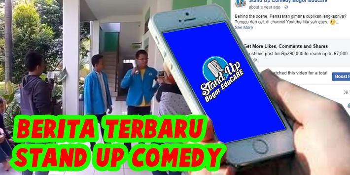 Stand Up Comedy Bogor EduCARE - SUCBEC screenshot 4