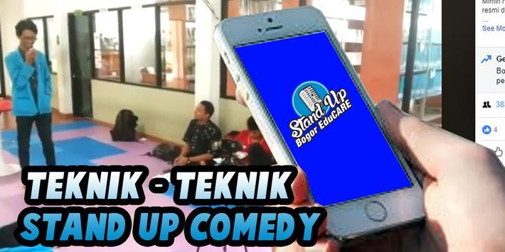 Stand Up Comedy Bogor EduCARE - SUCBEC screenshot 5