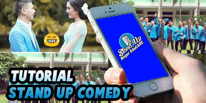 Stand Up Comedy Bogor EduCARE - SUCBEC screenshot 1