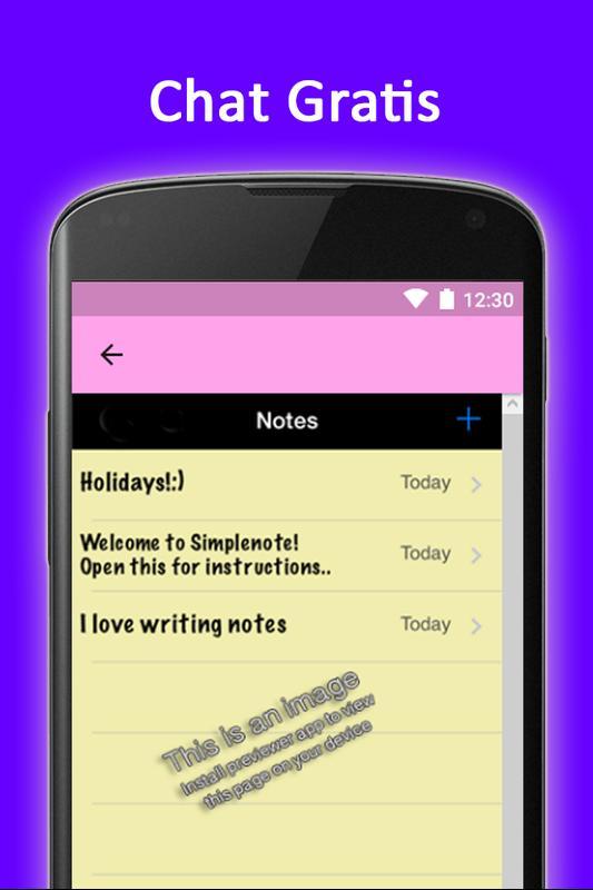 74b09db339faa Encontrar el Amor Chat Gratis Online para Android - APK Baixar