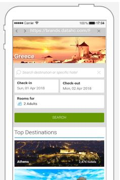 Greece Travel Advisor screenshot 3