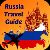Russia Travel Guide icon
