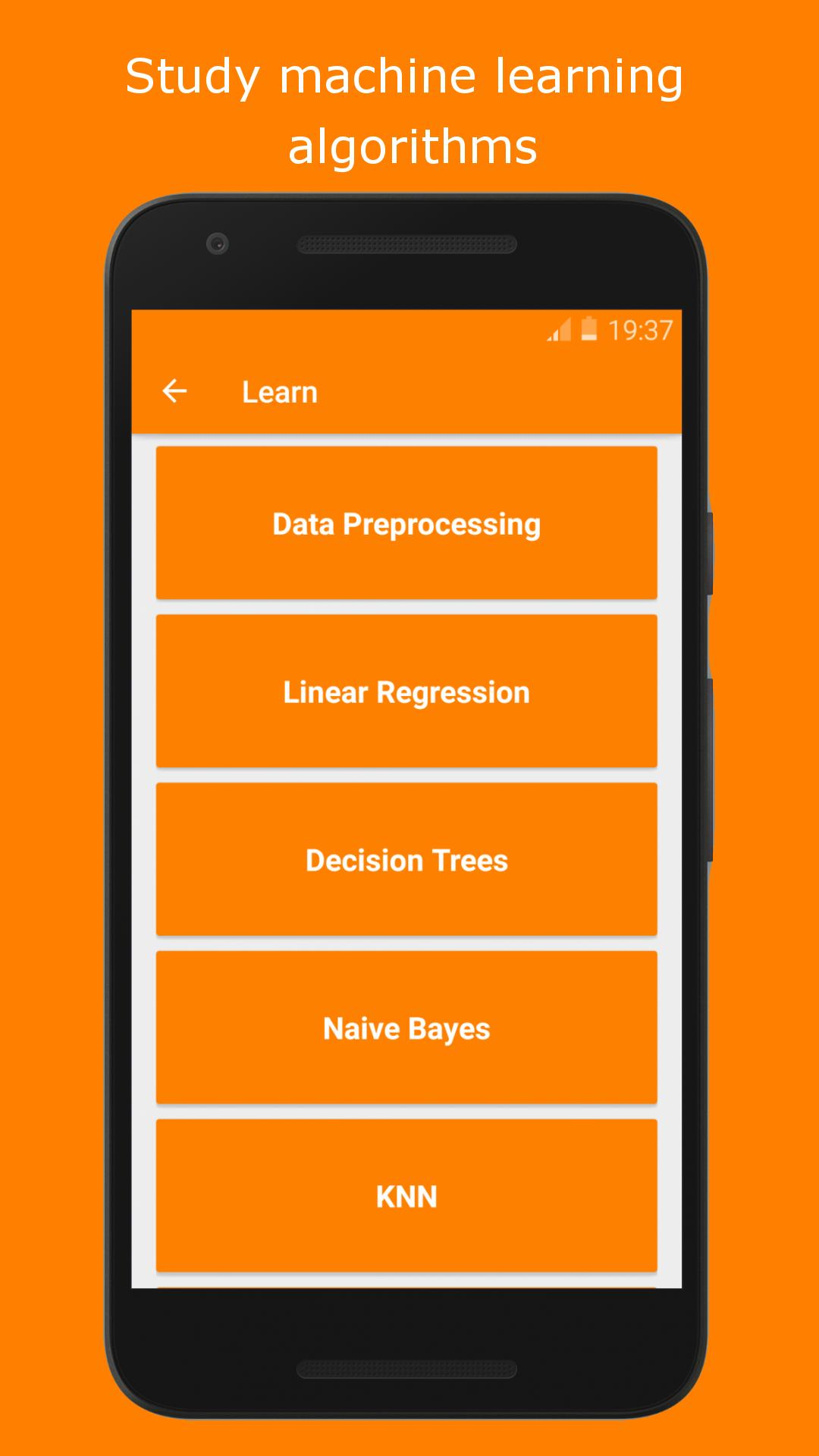Data Science 101 for Android - APK Download
