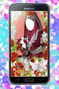 Bridal Hijab Photo Montage screenshot 10