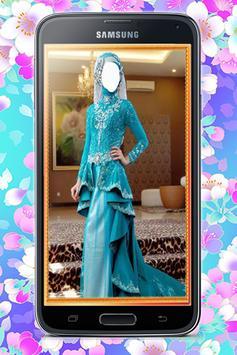 Bridal Hijab Photo Montage screenshot 1