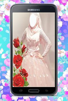 Bridal Hijab Photo Montage screenshot 7