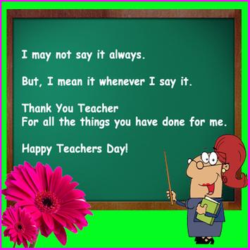 Teachers day greeting cards apk download free lifestyle app for teachers day greeting cards poster m4hsunfo