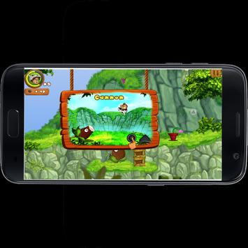Jungle Adventure monster apk screenshot
