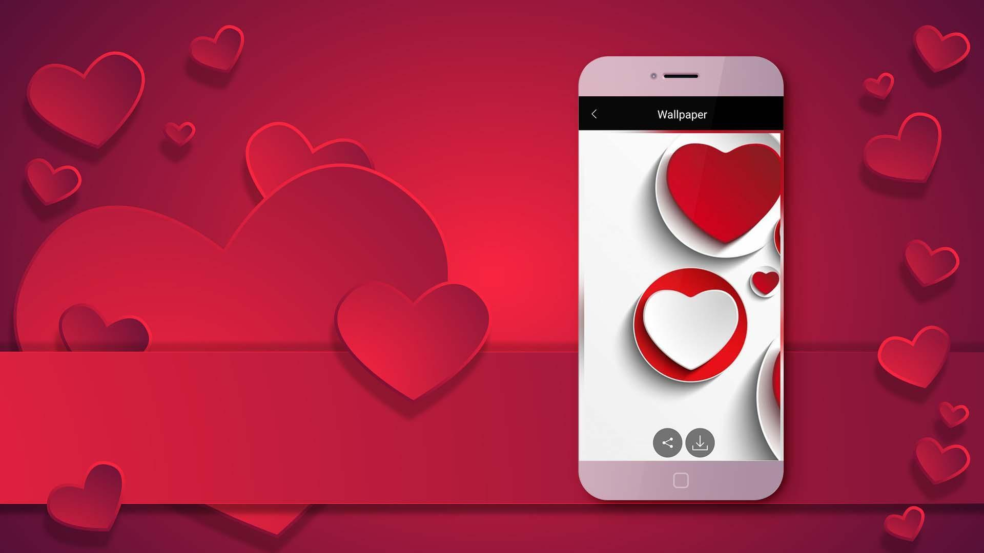 Valentine Day Wallpaper Sms Gif 2018 For Android Apk
