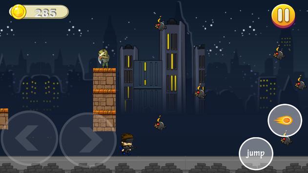 Zombie Gunshot screenshot 1