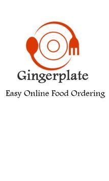 Gingerplate - Food Ordering screenshot 6