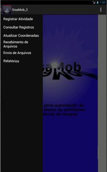 SisaMob. apk screenshot