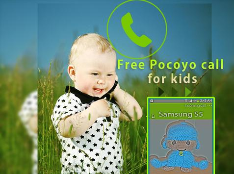 calling poco free poster