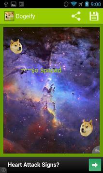 Dogeify- Custom Doge GREEN apk screenshot