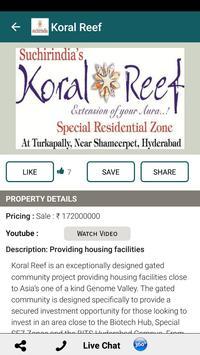 SuchirIndia, Real Estate and Infrastructure App screenshot 3