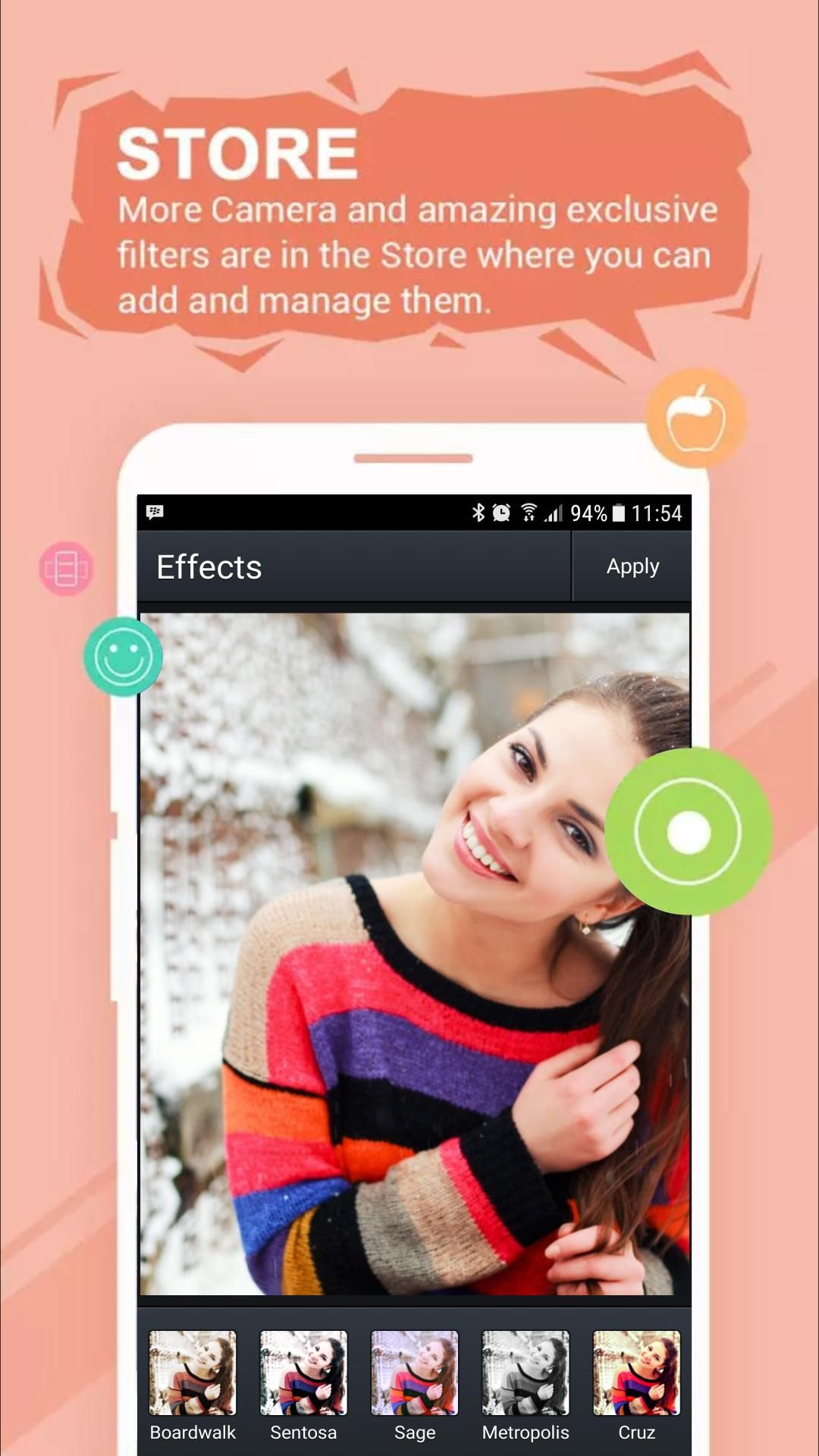 Camera 360 Lite for Android - APK Download