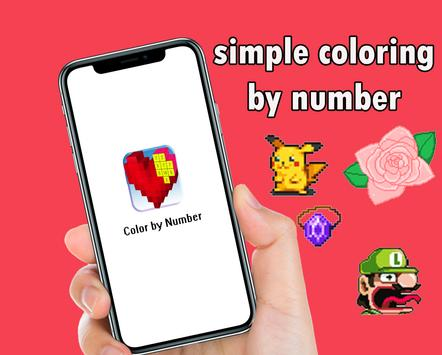 free coloring by number pixel sandbox screenshot 1