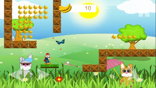 Monkey Adventure screenshot 5