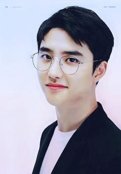 Do Kyung Soo Exo Poster