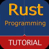 Rust Programming Tutorial icon