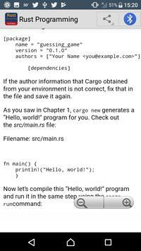 Rust Programming Tutorial poster