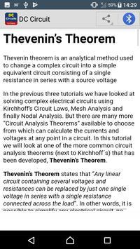 DC Circuit Tutorial screenshot 4