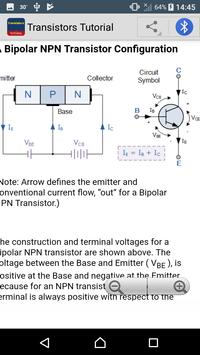 Transistors Tutorial screenshot 2