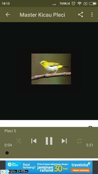 Suara Burung Kicau Kontes poster