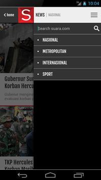 suara.com apk screenshot