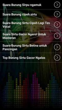Sound Of Bird Cipoh Mp3 screenshot 1