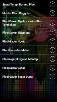 The sound of Bird Pleci apk screenshot