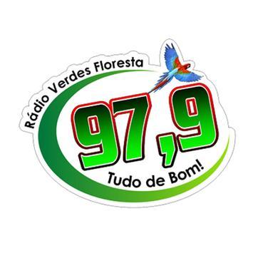 Rádio Verdes Floresta poster