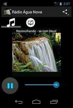 Rádio Água Nova apk screenshot