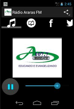Rádio Araras FM screenshot 4