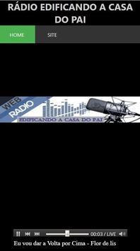 Rádio Edificando a Casa do Pai screenshot 2