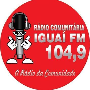 Rádio Iguaí FM 104.9 poster