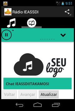 Rádio IEASSDI apk screenshot