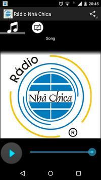 Rádio Nhá Chica poster