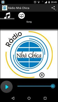Rádio Nhá Chica apk screenshot