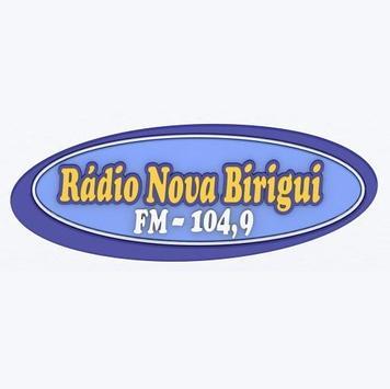 Rádio Nova Birigui FM 104,9 poster