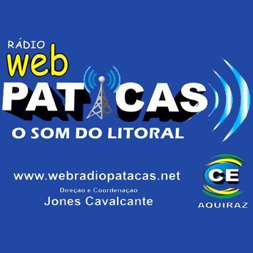 Web Rádio Patacas poster