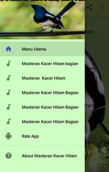 Masteran Kacer Hitam Juara poster